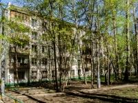 Черёмушки район, улица Архитектора Власова, дом 11 к.2. многоквартирный дом