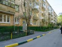 Черёмушки район, улица Архитектора Власова, дом 11 к.4. многоквартирный дом
