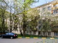 улица Архитектора Власова, дом 13 к.1. многоквартирный дом