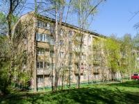 улица Архитектора Власова, дом 13 к.4. многоквартирный дом
