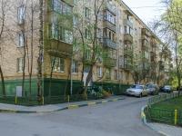 Черёмушки район, улица Архитектора Власова, дом 13 к.4. многоквартирный дом
