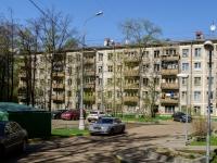 улица Архитектора Власова, дом 15 к.3. многоквартирный дом