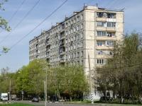улица Архитектора Власова, дом 17. многоквартирный дом
