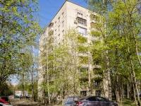 улица Архитектора Власова, дом 19 к.2. многоквартирный дом