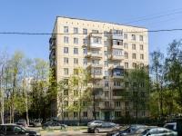 улица Архитектора Власова, дом 19 к.3. многоквартирный дом