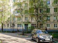 Черёмушки район, улица Архитектора Власова, дом 19 к.3. многоквартирный дом