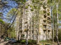 улица Архитектора Власова, дом 19 к.4. многоквартирный дом
