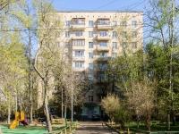 улица Архитектора Власова, дом 19 к.5. многоквартирный дом