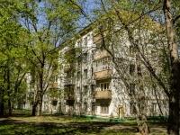 улица Архитектора Власова, дом 21 к.1. многоквартирный дом