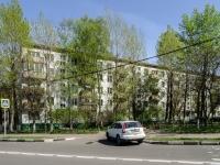 улица Архитектора Власова, дом 23 к.1. многоквартирный дом