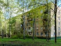 улица Архитектора Власова, дом 25 к.1. многоквартирный дом