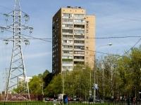 улица Архитектора Власова, дом 27. многоквартирный дом