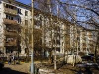 Черёмушки район, улица Гарибальди, дом 21 к.1. многоквартирный дом