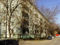 Черёмушки район, улица Гарибальди, дом 21 к.4. многоквартирный дом