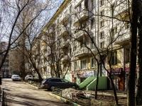 Черёмушки район, улица Гарибальди, дом 21 к.6. многоквартирный дом