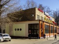 Черёмушки район, улица Гарибальди, дом 23 к.2. многофункциональное здание
