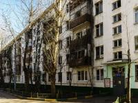 Moscow, , Garibaldi st, house23 к.3