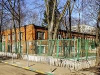 Черёмушки район, улица Гарибальди, дом 21В. детский сад №2242