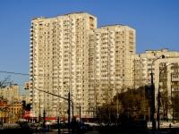 Черёмушки район, улица Каховка, дом 18 к.1. многоквартирный дом