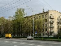 Черёмушки район, улица Каховка, дом 22 к.1. многоквартирный дом