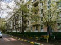 Черёмушки район, улица Каховка, дом 22 к.2. многоквартирный дом