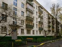Черёмушки район, улица Каховка, дом 22 к.3. многоквартирный дом