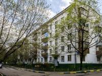 Черёмушки район, улица Каховка, дом 22 к.4. многоквартирный дом