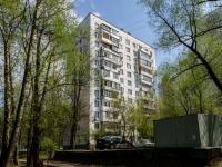 Черёмушки район, улица Каховка, дом 22 к.5. многоквартирный дом