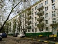 Черёмушки район, улица Каховка, дом 24. многоквартирный дом