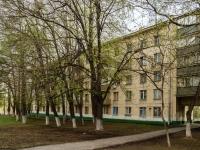 Черёмушки район, улица Каховка, дом 26. многоквартирный дом