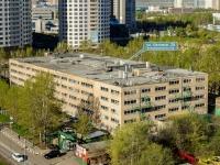 Черёмушки район, улица Каховка, дом 28. офисное здание