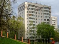 Черёмушки район, улица Каховка, дом 29 к.1. многоквартирный дом