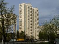 Черёмушки район, улица Каховка, дом 31. многоквартирный дом