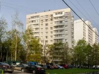 Черёмушки район, улица Каховка, дом 31 к.1. многоквартирный дом