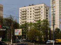 Черёмушки район, улица Каховка, дом 31 к.2. многоквартирный дом