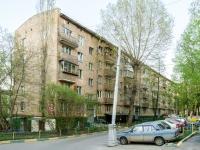 Черёмушки район, улица Новочерёмушкинская, дом 38 к.1. многоквартирный дом