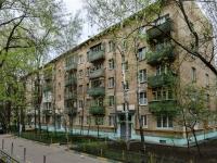 Черёмушки район, улица Новочерёмушкинская, дом 48 к.2. многоквартирный дом
