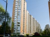 Черёмушки район, улица Новочерёмушкинская, дом 49 к.1. многоквартирный дом