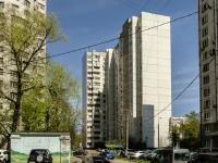 Черёмушки район, улица Новочерёмушкинская, дом 53 к.4. многоквартирный дом