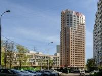 Черёмушки район, улица Новочерёмушкинская, дом 55 к.2. многоквартирный дом