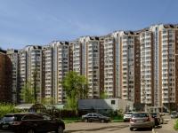 район Черёмушки, улица Новочерёмушкинская, дом 57. многоквартирный дом