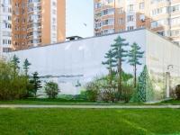 Черёмушки район, улица Новочерёмушкинская, дом 57 к.1СТР1. хозяйственный корпус
