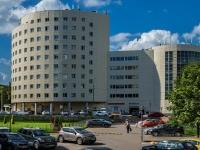 Черёмушки район, проезд Научный, дом 13. офисное здание