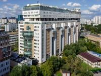 Черёмушки район, проезд Научный, дом 17. офисное здание