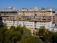 Черёмушки район, проезд Научный, дом 19. офисное здание