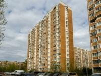 Черёмушки район, Нахимовский проспект, дом 33/2. многоквартирный дом
