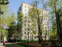 Черёмушки район, Нахимовский проспект, дом 37 к.1. многоквартирный дом