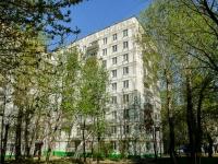 Черёмушки район, Нахимовский проспект, дом 37 к.2. многоквартирный дом