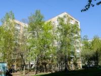Черёмушки район, Нахимовский проспект, дом 39 к.2. многоквартирный дом