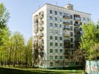 Черёмушки район, Нахимовский проспект, дом 41 к.2. многоквартирный дом